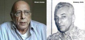 Autores: Hiram Araújo e Amaury Jório, fotos de arquivo.