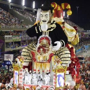 Confira a classificação final de todos os grupos do Carnaval Rio 2020