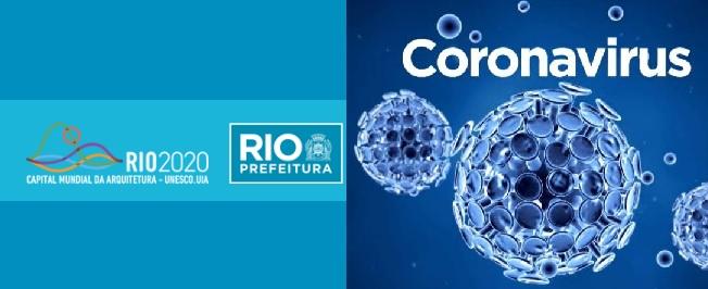 Coronavírus: RIO ENTRA EM ESTÁGIO DE ATENÇÃO como prevenção à doença COVID-19