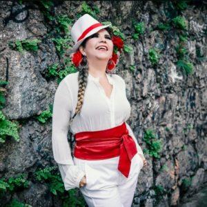 """Rita Benneditto em """"Samba de Benneditto"""", no Teatro Rival Refit"""