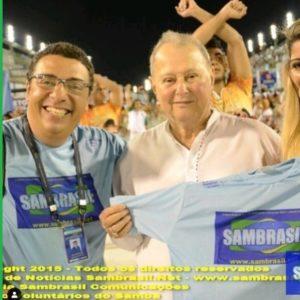 Sr. Luizinho Drumond morre na manhã desta quarta-feira (01/07)