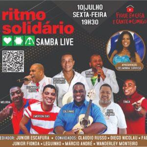 LIVE REÚNE GRANDES NOMES NO CENÁRIO MUSICAL DO CARNAVAL CARIOCA