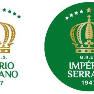 Império Serrano renova identidade visual e lança sua nova logomarca