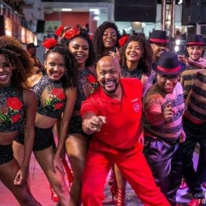 Carlinhos do Salgueiro promove semana de aulas gratuitas de samba nas redes