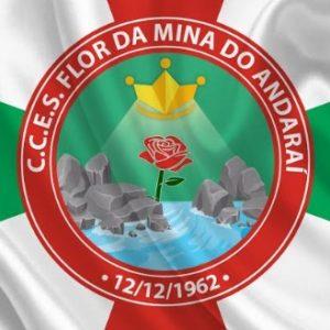 Flor da Mina do Andaraí apresenta novo símbolo