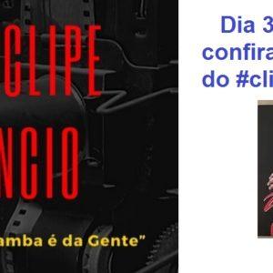 """Clipe do """"Silêncio"""" de Wesley Nóog será lançando no dia 31 de agosto"""