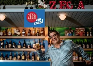 BAR DO ZECA PAGODINHO CELEBRA ARLINDO CRUZ