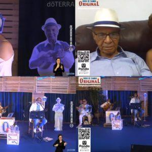 Mestre Monarco recebe bela homenagem pelos seus 87 anos