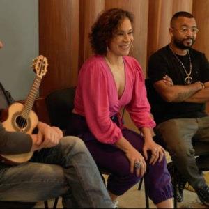 """Carla Rio grava """"SAMBA ARRETADO"""", parceria com Alceu Maia, com participação de Dudu Nobre"""