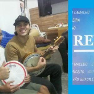 Show do Grupo Reflexo no Renascença Clube