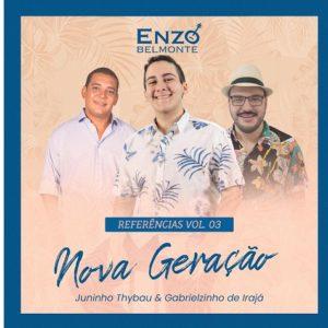 """Enzo Belmonte lança EP """"Referências Vol. 3 – Nova Geração"""""""