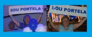 Tia Celuta da Portela nos deixou na manhã desta sexta-feira (18)