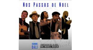 Salvadores Dali redesenham clássicos de Noel Rosa em novo EP