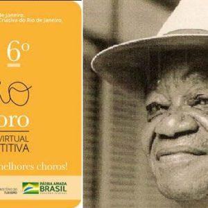 6º RIO CHORO 2021 – Mostra Virtual Competitiva – A edição deste ano será uma mostra virtual competitiva voltada para compositores de choro