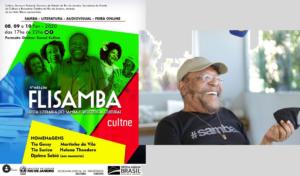 FliSamba 2021 estreia online com homenagem a Martinho da Vila e mais bambas