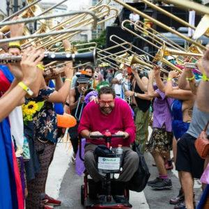 Acessibilifolia, a festa inclusiva no Carnaval