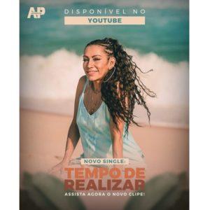 Aninha Portal lança o clipe do single Tempo de Realizar