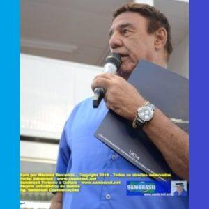 Jorge Perlingeiro confirma que será candidato a presidência da Liesa