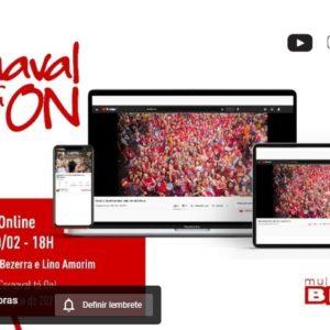 Multibloco lança Carnaval tá ON