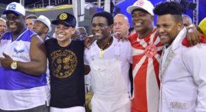 PROJETO VOZES DO SAMBA QUE REÚNE VÁRIOS INTÉRPRETES DO CARNAVAL CARIOCA realizará live neste domingo (14)