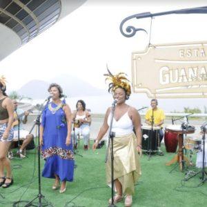 """O Bloco """"Mulheres de Zeca"""" encerra o Festival de Verão do projeto Estação Guanabara"""