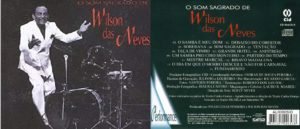 DISCOGRAFIA: Wilson das Neves – O Som Sagrado de Wilson das Neves (1996)