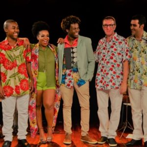 Grupo Cartola de Noel comemorou 10 anos com live no Teatro Rival