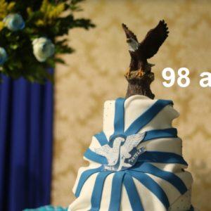 Portela celebra 98 anos com doação de quentinhas, missa, feijoada delivery e live especial