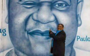 Descanse em paz Mestre Mug, ex-comandante da bateria da Vila Isabel