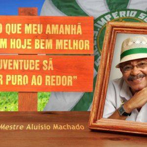 Personalidade do Samba: O famoso Aluísio Machado – DVD