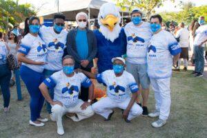 Filhos da Águia inicia comemorações pelos 20 anos de fundação no Parque Madureira