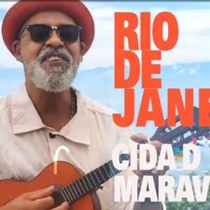 Lançamento mundial: O clipe O Rio se Apresenta de Wesley Nóog já está no ar