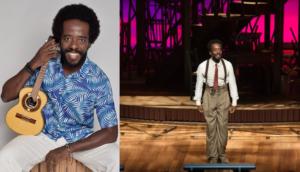 Sambista, cantor e ator, Alan Rocha interpretará o líder da Pequena África em nova produção da Globo