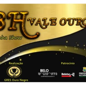 GRES Ouro Negro reúne duas grandes paixões mineiras, a alegria do Carnaval e a deliciosa Gastronomia