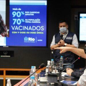 """Rio de Janeiro: Boletim Epidemiológico da prefeitura mantém """"frouxas"""" as restrições"""