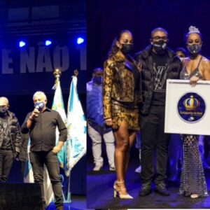 Vila Isabel apresenta equipe para o Carnaval 2022 em evento com homenagens a Martinho, Sabrina e outros ícones