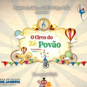 Feitiço do Rio lança clipe e samba enredo do Carnaval 2022