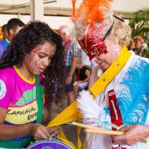 Grande Rio retoma tour turístico na Cidade do Samba com promoção para vacinados