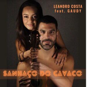 """Samba-rock é celebrado em """"Sanhaço do Cavaco"""", novo single do Samba LeGau"""