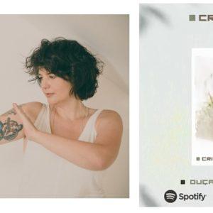 """Cris Caffarelli apresenta """"Samba do Juízo"""", no seu primeiro álbum """"Lares"""", com participação de Roberta Sá"""
