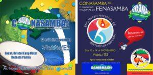 O 2° Conasamba – Congresso Bianual da Fenasamba (Federação Nacional das Escolas de Samba) está com as inscrições abertas