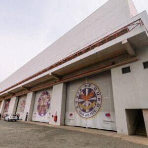 Fábrica do Samba em São Paulo segue em suas obras