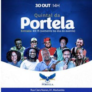Quintal da Portela está de volta!