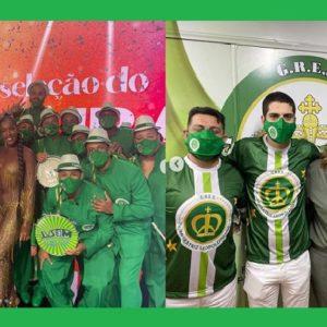 Segundo programa Seleção do Samba será no próximo sábado (23)